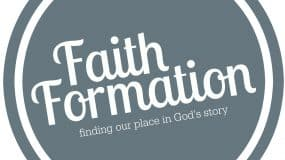 Faith Formation Is Here!