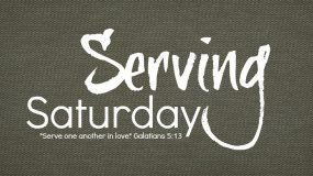 Serving Saturday